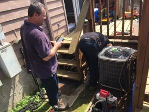 AC Condensing Repair Services