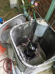 AC Compressor Repair